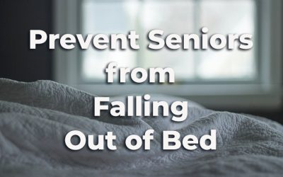 14 Simple Ways to Prevent Seniors from Falling Out of Bed
