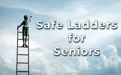 Safe Ladders for Seniors: Expert Tips to Choose the Best One