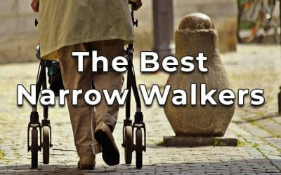 Best Narrow Walkers for Seniors [Safest Models In 2020]