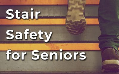 How to Make Stairs Safe for Seniors – A Helpful Guide