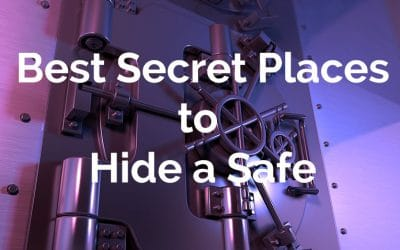 11 Best Uncommon Secret Places to Hide a Safe in Your Home