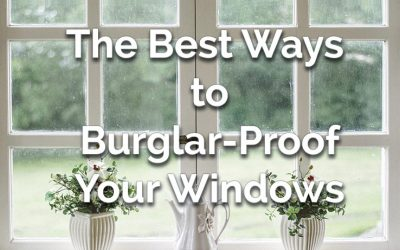 Burglar-Proof Your Windows with These 9 Expert Tips