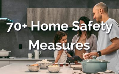 70+ Important Home Safety Measures and Rules [Expert Tips + Checklist PDF]