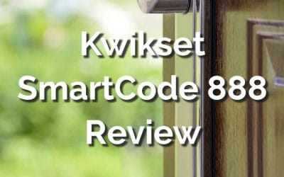 Kwikset SmartCode 888 Deadbolt In-Depth Review: Pros and Cons