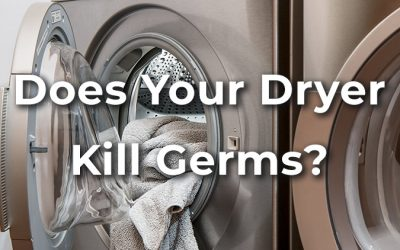Does Your Dryer Really Kill Bacteria and Other Germs?