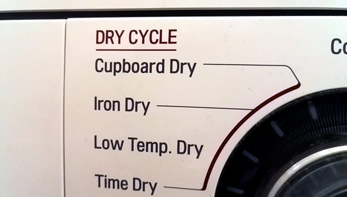 Does your dryer kill bacteria