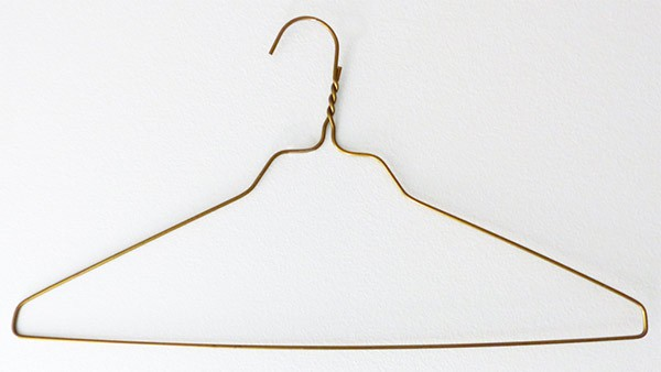 Wire Coat Hanger