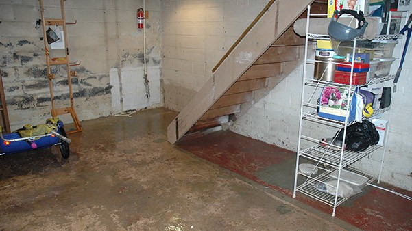 Prevent sump pump failure