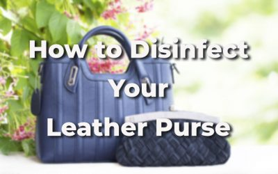 How to Disinfect Your Leather Purse [Kill Viruses & Bacteria]